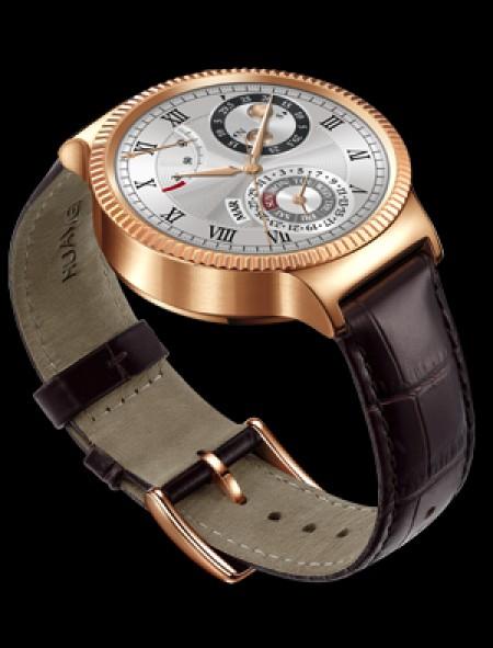 Smart Часовник Huawei Smartwatch 42mm Brown Leather