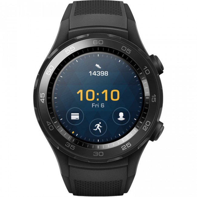 Цена на Huawei Watch 2 Carbon sport LEO-BX9