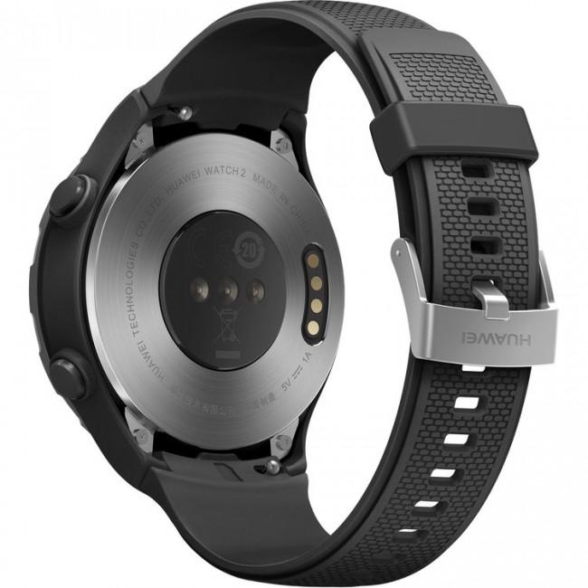 Снимка на Huawei Watch 2 Carbon sport LEO-BX9