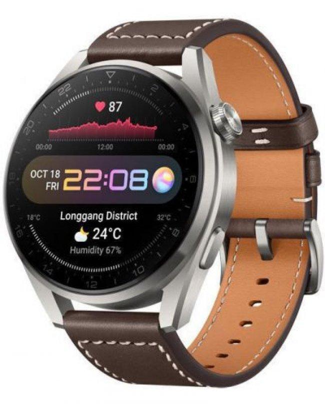 Smart Watch Huawei Watch 3 pro Galileo-L40E смарт часовник