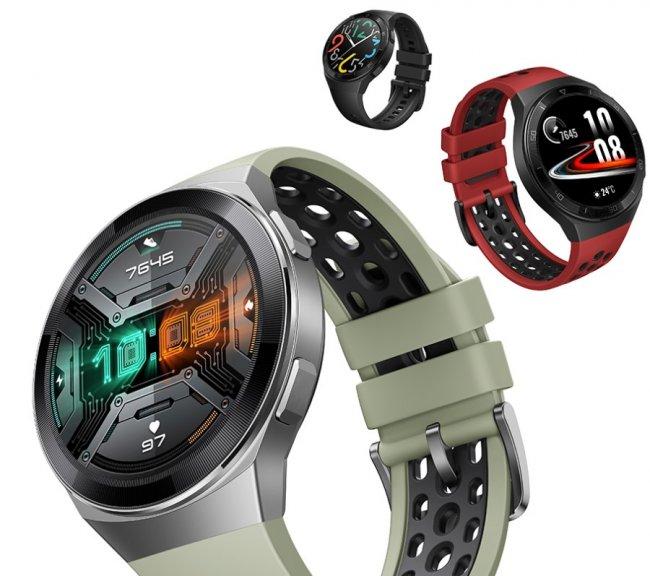 Цена на Huawei Watch GT 2e