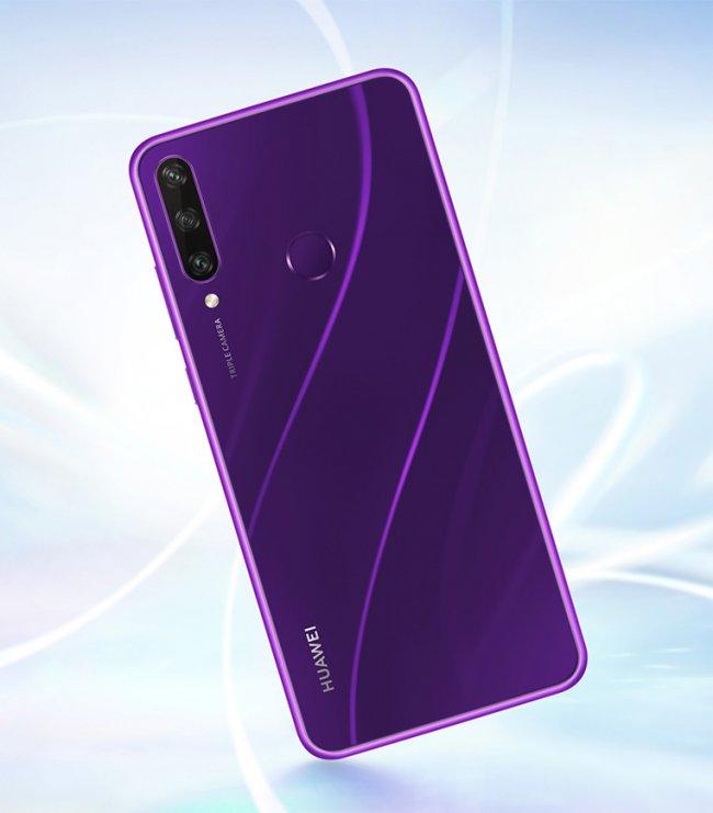 Снимки на Huawei Y6p DUAL