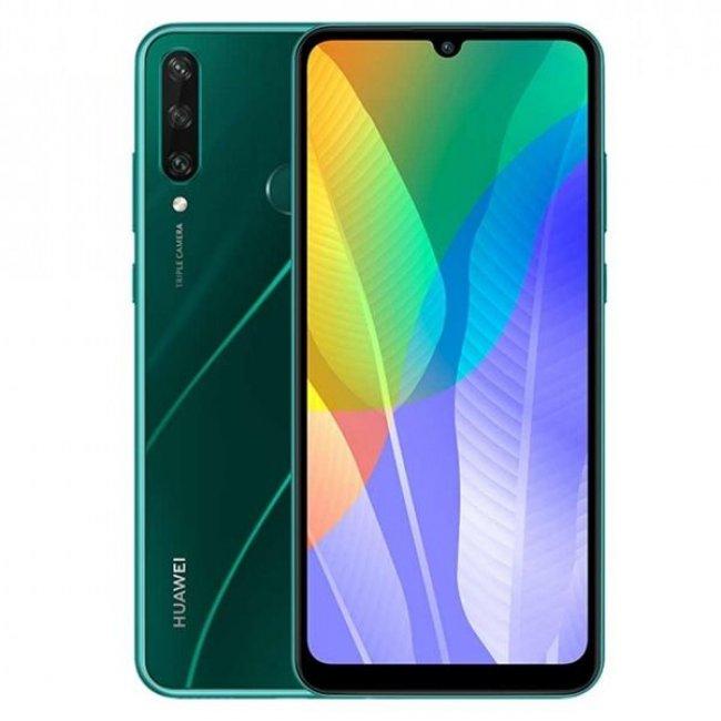 Смартфон Huawei Y6p DUAL