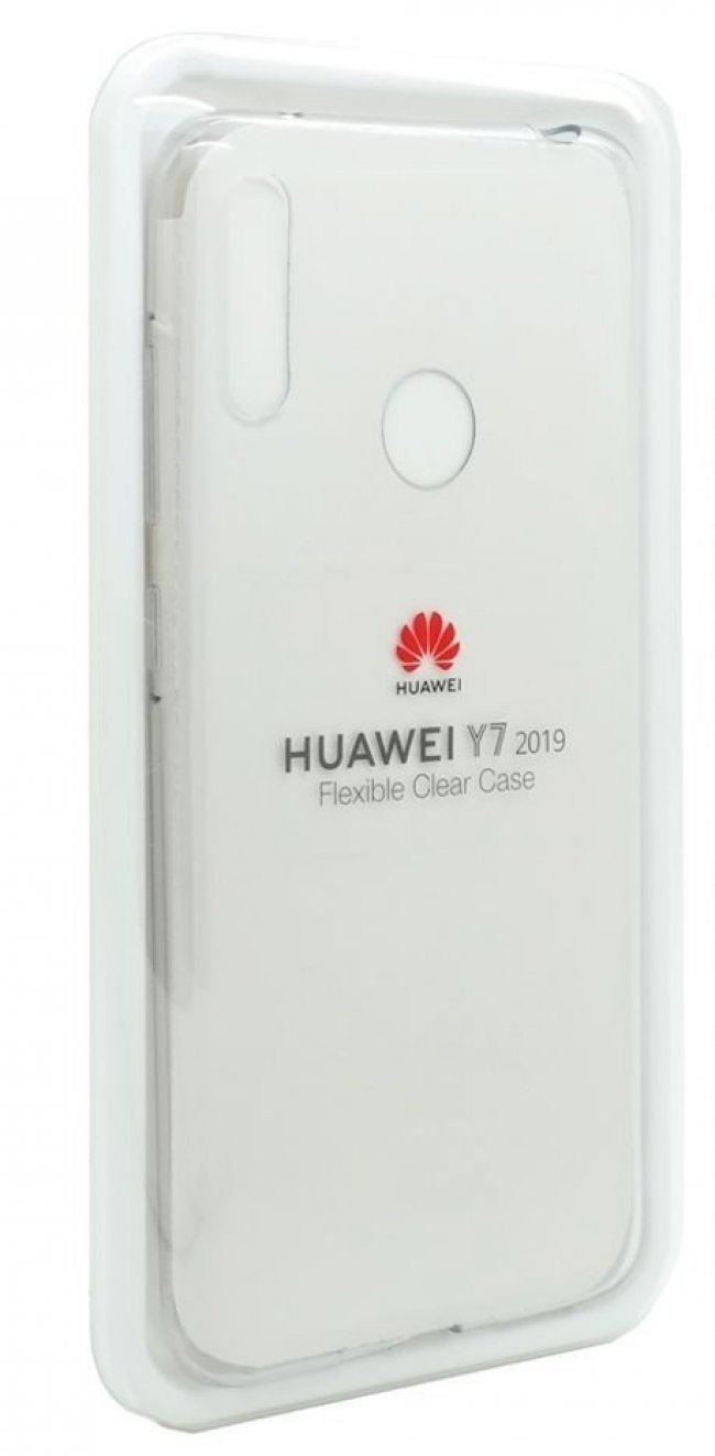 Калъф за Huawei Y7 2019 Flexible Clear Case