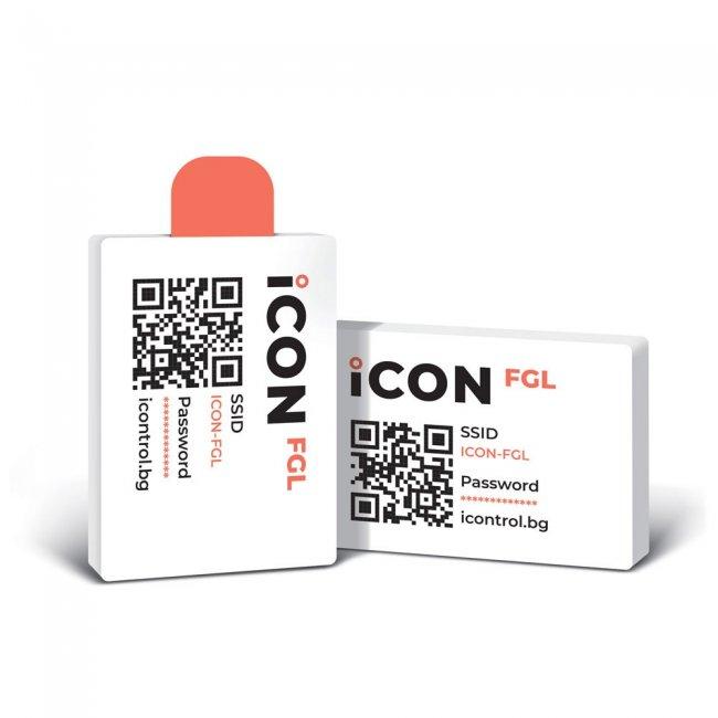 Управление на климатик iCON FGL