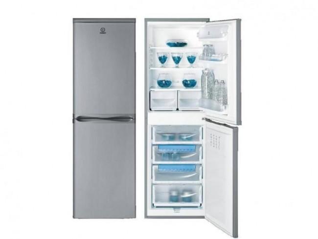 Хладилник Indesit CAA 55 NX