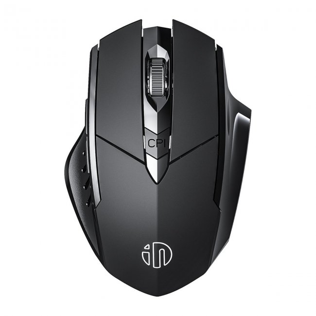 Мишка Inphic PM6BS Bluetooth Wireless Mouse - Безжична мишка