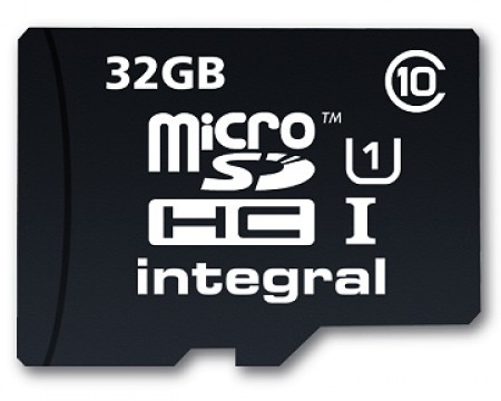 Карта памет Integral Integral 32GB micro SDHC Ultima PRO (class 10) 20MB/s