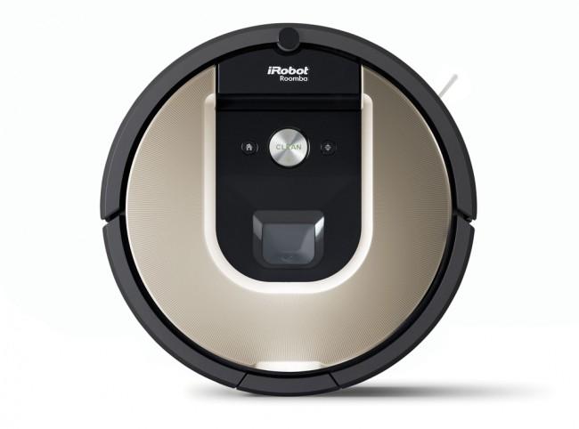 Прахосмукачка IRobot Roomba 966