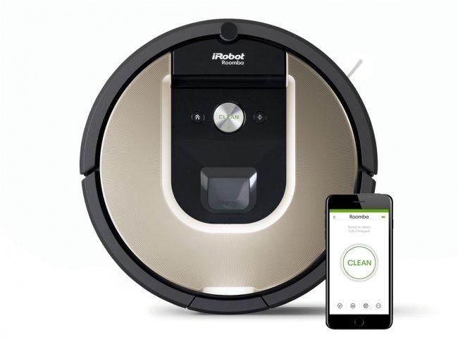 Прахосмукачка IRobot Roomba 976