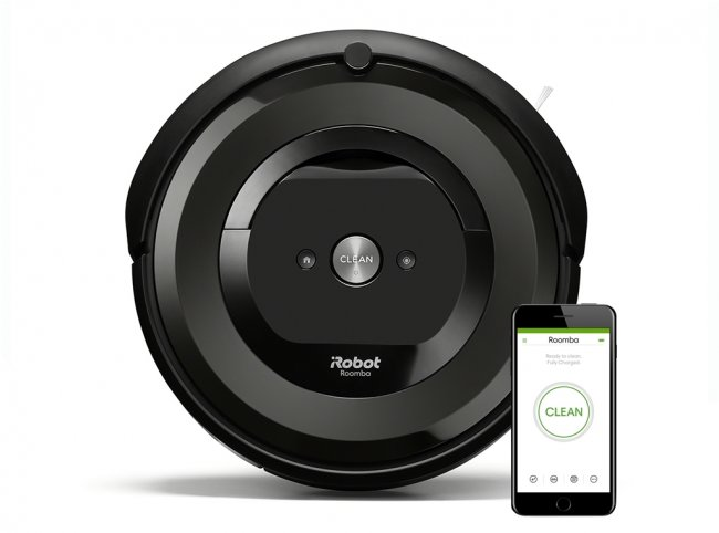 Прахосмукачка IRobot Roomba e5 (5158)