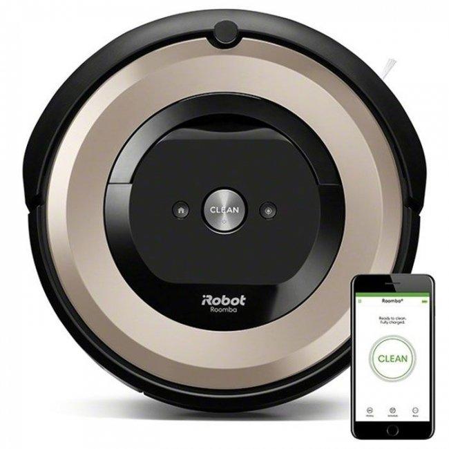 Прахосмукачка IRobot Roomba e6