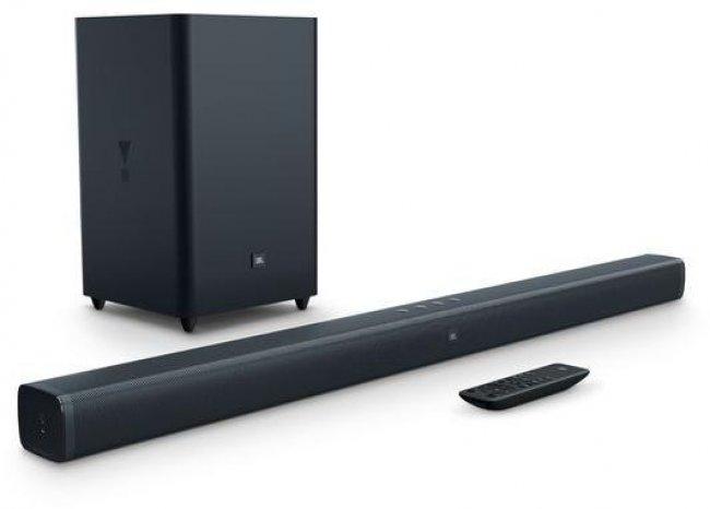 Soundbar система JBL Bar 2.1 Deep bass Blk
