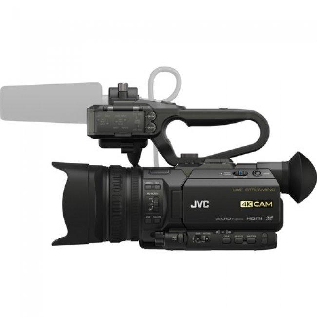 Професионална видеокамера JVC GY-HM250E