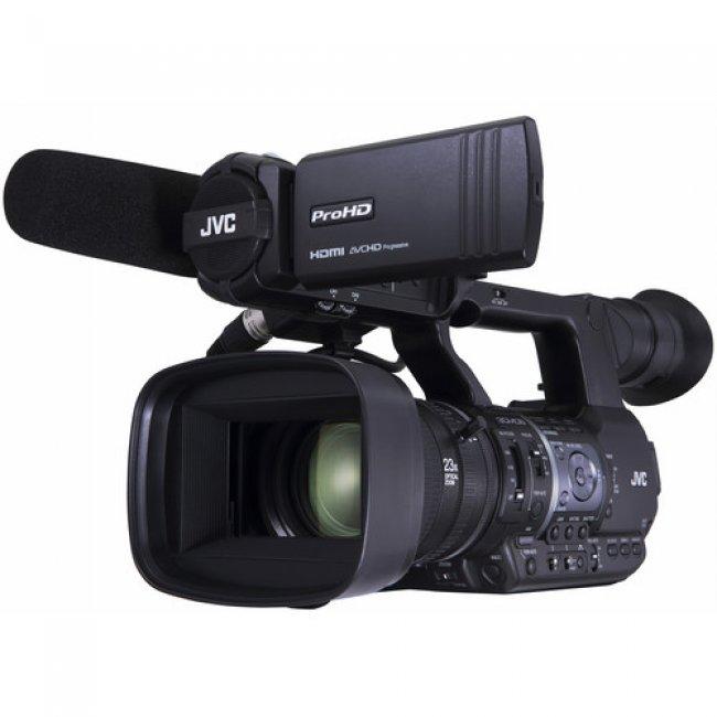 Професионална видеокамера JVC GY-HM660
