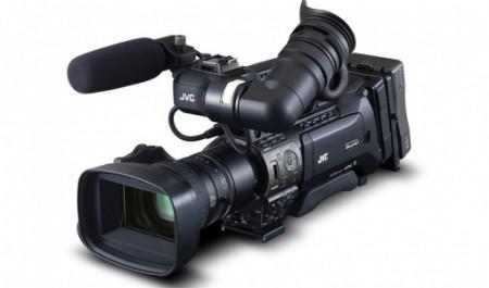 Професионална видеокамера JVC GY-HM850