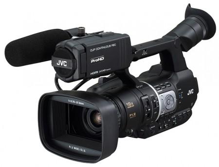 Професионална видеокамера JVC JY HM360E