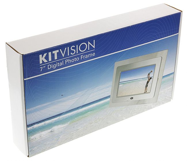 Kitvision 7 inch Digital Photo Frame