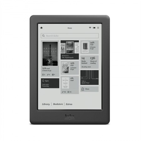 Електронна книга Kobo Touch 2.0
