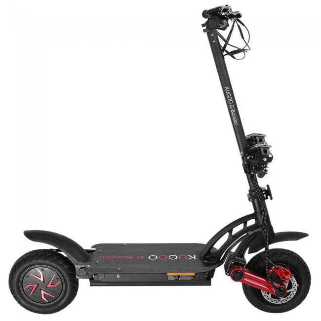 "Цена на KUGOO G-BOOSTER Electric Scooter 10""  скутер"