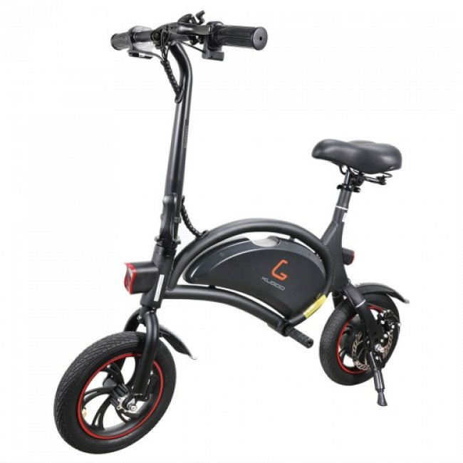 KUGOO Kirin B1 Folding Moped Electric Bike