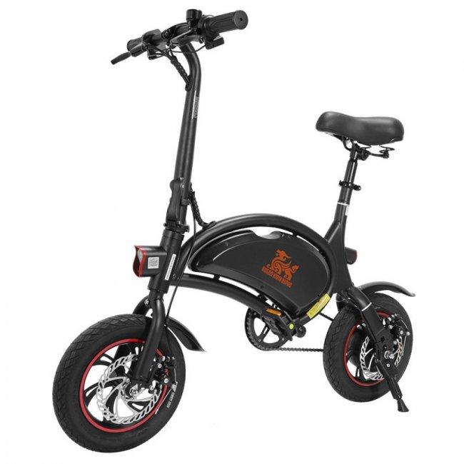 Електрически велосипед KUGOO Kirin B1 PRO Folding Moped Electric Bike