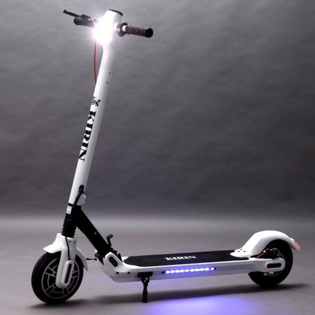 Цена на KUGOO KIRIN ES2 Folding Electric Scooter скутер