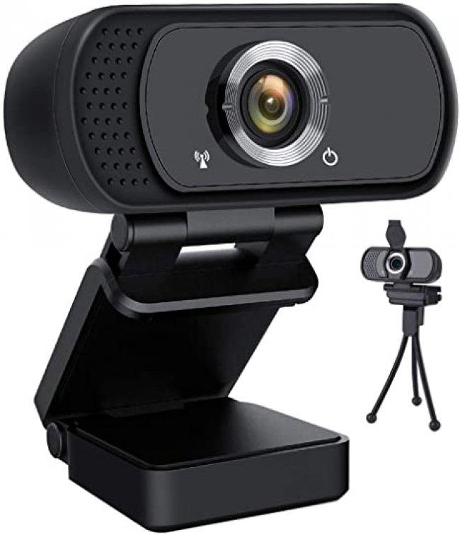 Камера за Екстремни Спортове Lasllaves HD уеб камера Plug and Play