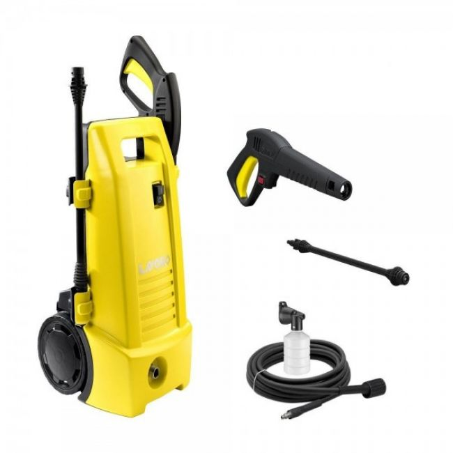 Водоструйка Lavor NINJA 120 bar, 1700 W, 360 л/ч