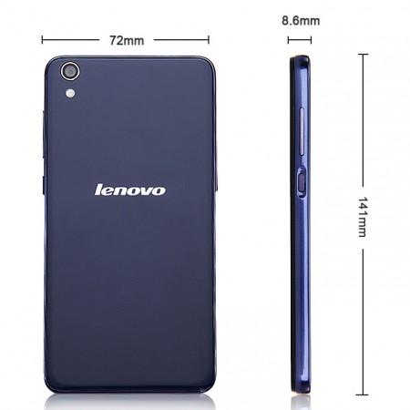Снимки на Lenovo S850 Dual SIM