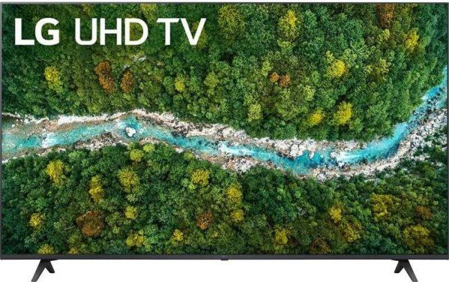 Телевизор LG 55UP77003LB
