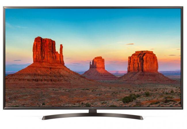 Телевизор LG 65UK6400PLF