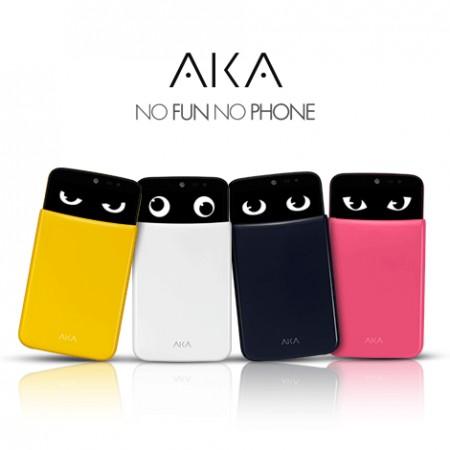 Смартфон LG AKA H788N