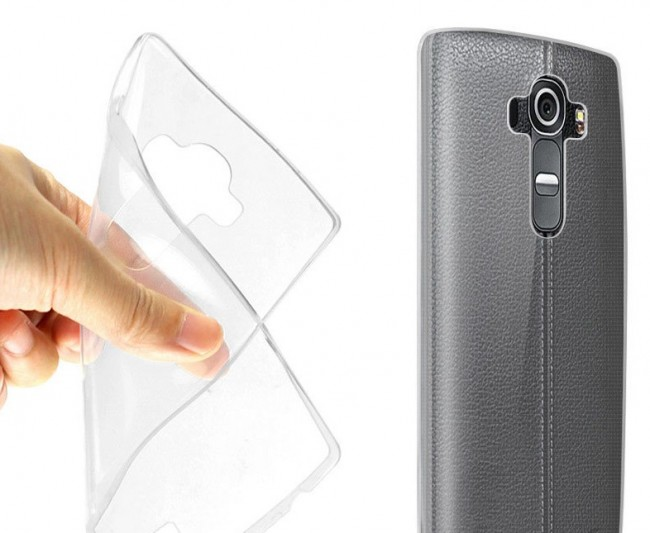 Калъф за LG G4 Gelskin Celly