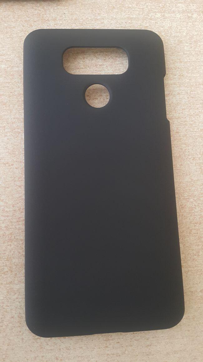 Калъф за LG G6 пластмасов гръб