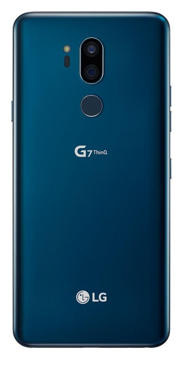 Снимки на LG G7 ThinQ G710