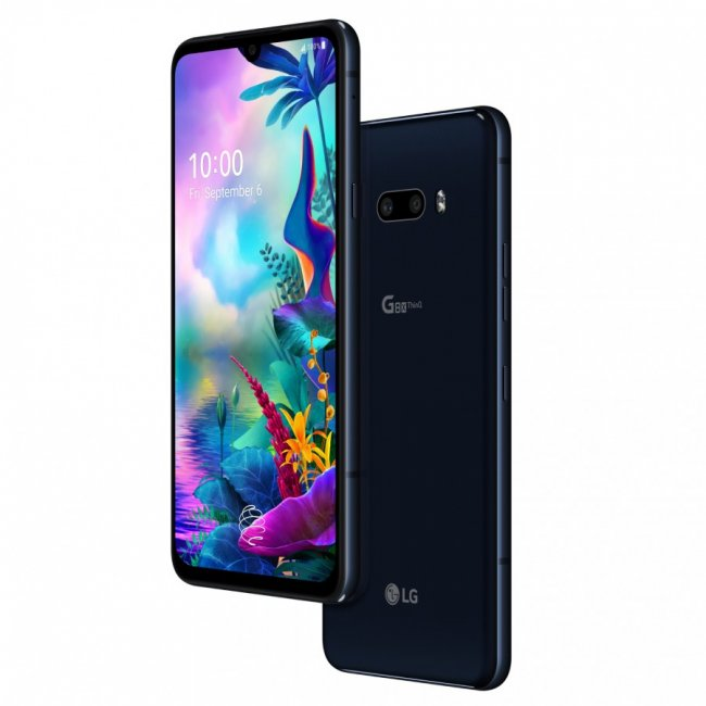Цена на LG G8X ThinQ DUAL