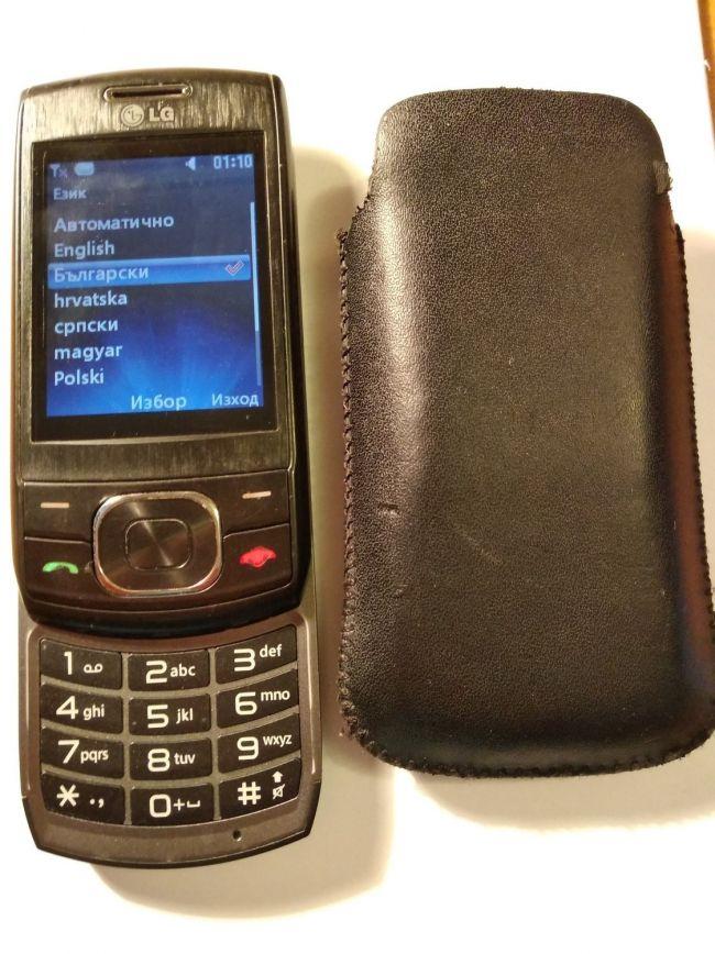 GSM втора употреба LG GU230