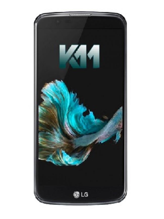 Снимки на LG K11