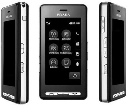 GSM втора употреба LG KE850 Prada