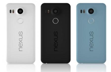 Снимка на LG Nexus 5x H791