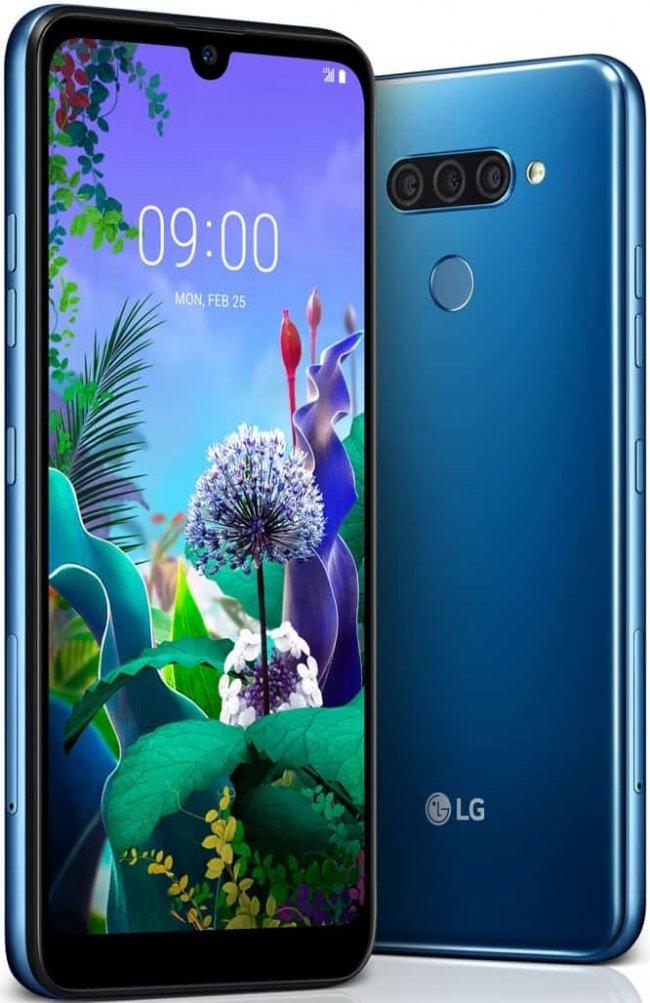 Снимки на LG Q60 DUAL