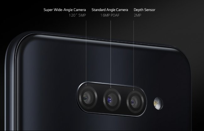 LG Q60 DUAL Снимка