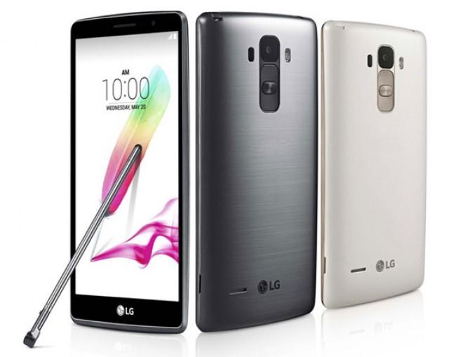 Цена LG Stylo 2