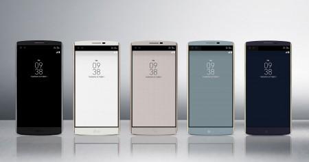 Снимки на LG V10 H960