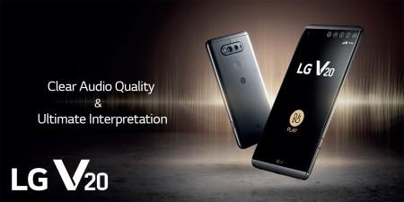 Смартфон LG V20 Dual SIM