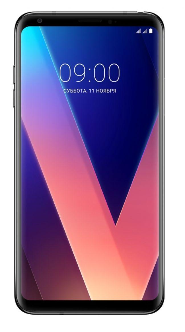 Смартфон LG V30 + PLUS 128GB  Dual SIM
