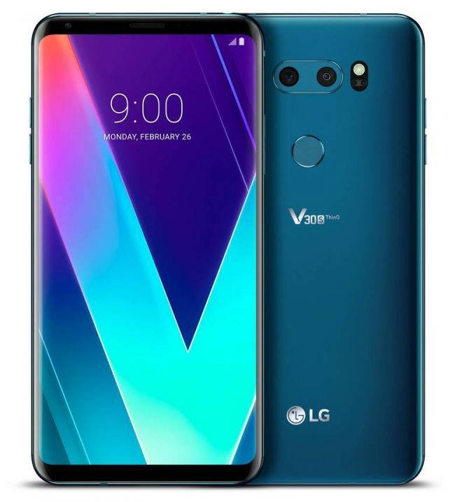 LG V30S + PLUS ThinQ