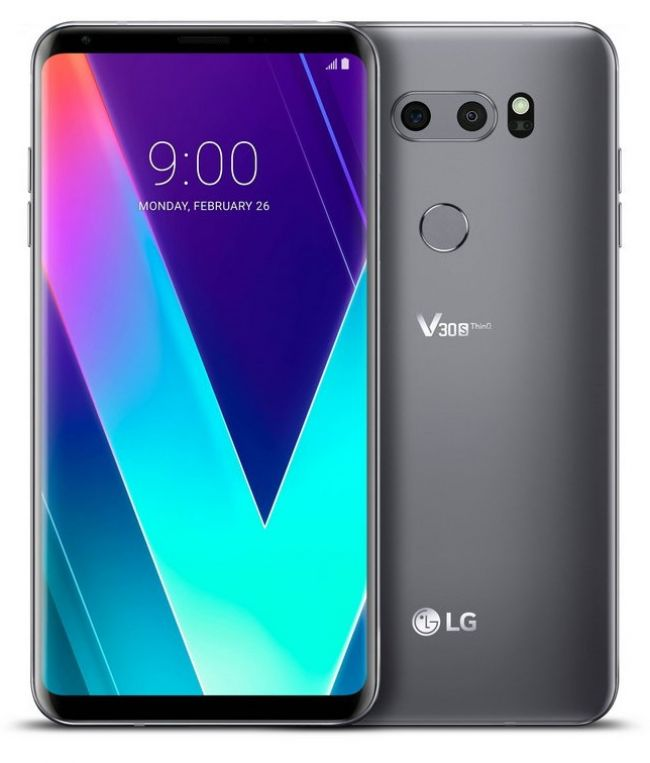 Цена на LG V30S + PLUS ThinQ