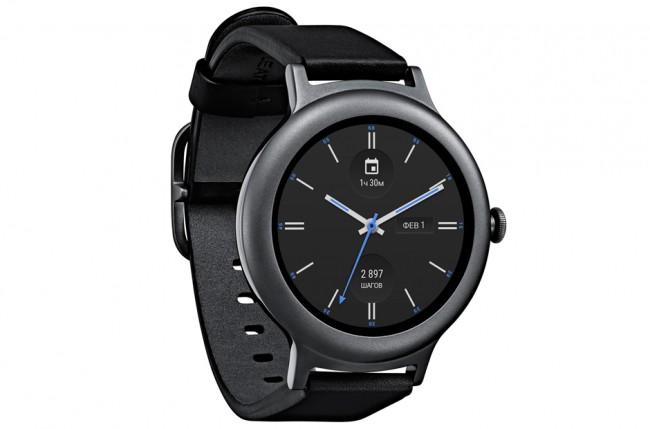 Smart Часовник LG W270 Style Watch Black
